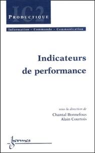 Chantal Bonnefous et Alain Courtois - .