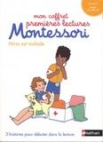 Chantal Bouvÿ et Sabine Hofmann - Mina est malade - 3 histoires pour débuter dans la lecture.