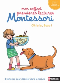 Chantal Bouvÿ et Sabine Hofmann - Oh la la, Bozo ! - 3 histoires pour débuter la lecture. Niveau 1.