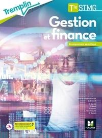 Chantal Bricard - Gestion et finance Tle STMG enseignement spécifique Tremplin.
