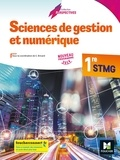 Chantal Bricard - Sciences de gestion et numérique 1re STMG Perspectives.