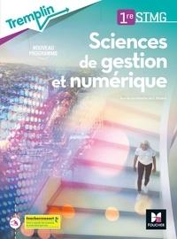 Chantal Bricard - Sciences de gestion et numérique 1re STMG Tremplin.