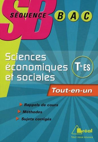 Chantal Buhour et Dominique Glaymann - Sciences économiques et sociales Tle ES Enseignements obligatoire et de spécialité - Tout-en-un.