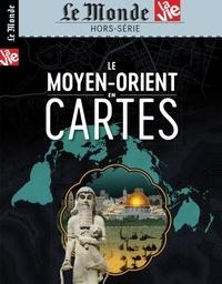 Chantal Cabé - Le Monde Hors-série N° 32, av : Le Moyen-Orient en cartes.