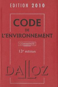Deedr.fr Code de l'environnement 2010 Image