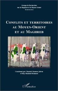 Chantal Chanson-Jabeur - Conflits et territoires au Moyen-Orient et au Maghreb.