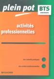 Chantal Creuze - Activités professionnelles BTS assistant de direction, secrétaire trilingue, gestion PME/PMI.