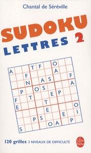 Chantal de Séréville - Sudoku Lettres 2.