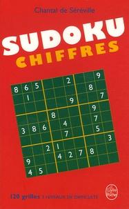 Chantal de Séréville - Sudoku - Chiffres.