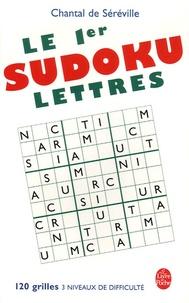 Chantal de Séréville - Sudoku - Lettres.