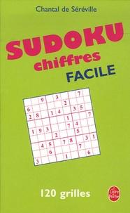 Chantal de Séréville - Sudoku - Chiffres faciles.