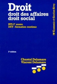 Chantal Delamare et Vincent Delamare - .