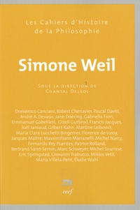 Chantal Delsol - Simone Weil.