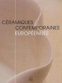 Chantal Deroin - Céramiques contemporaines européennes.