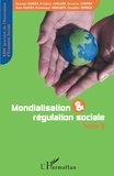 Chantal Euzéby et Frédéric Carluer - Mondialisation et régulation sociale - XXIIIèmes Journées de l'Association d'Economie Sociale, Grenoble, 11-12 septembre 2003, Tome 2.