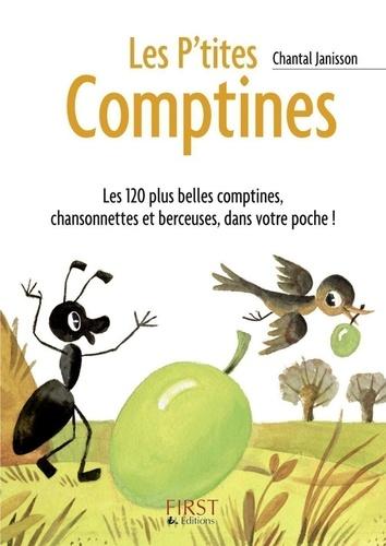 Chantal Janisson - Les p'tites comptines.