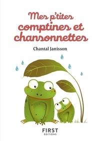 Chantal Janisson - Mes p'tites comptines et chansonnettes.