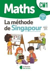 Chantal Kritter et Sylvia Caira - Maths CM1 La méthode de Singapour - Fichier 1.