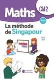 Chantal Kritter - Maths CM2 La méthode de Singapour - Manuel.