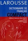 Chantal Lambrechts - Dictionnaire de français compact.