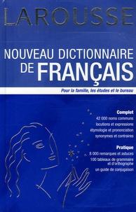 Accentsonline.fr Nouveau Dictionnaire de Français Image