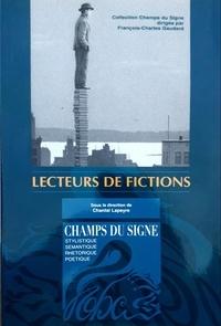 Chantal Lapeyre - Lecteurs de fictions.