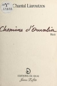 Chantal Liaroutzos - Chemins d'Ouralia.