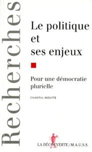 Chantal Mouffe - .