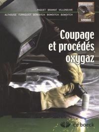 Chantal Paquet - Coupage et Procédés Oxygaz.