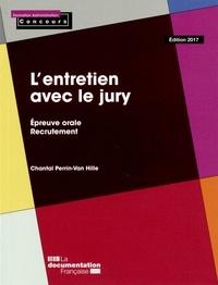 Chantal Perrin-Van Hille - L'entretien avec le jury - Epreuve orale - Recrutement.