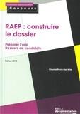 Chantal Perrin-Van Hille - RAEP : construire le dossier - Reconnaissance des acquis de l'expérience professionnelle.