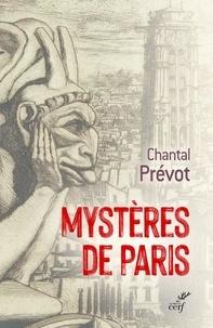 Chantal Prévot - Mystères de Paris.