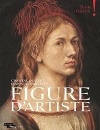 Chantal Quillet et Jean-Luc Martinez - Figure de l'Artiste - Petite galerie.