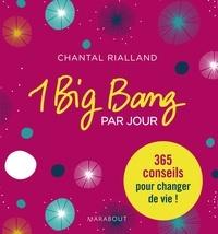 Chantal Rialland - 1 big bang par jour.