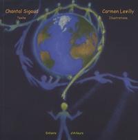 Chantal Sigaud et Carmen Levilly - Histoire illustrée des Origines de la vie.
