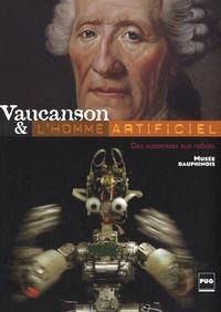 Vaucanson & lhomme artificiel - Des automates aux robots.pdf
