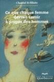Chantal St-Hilaire - .