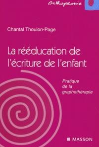 Chantal Thoulon-Page - .