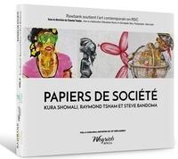 Chantal Tombu - Papiers de société - Kura Shomali, Raymond Tsham et Steve Bandoma.