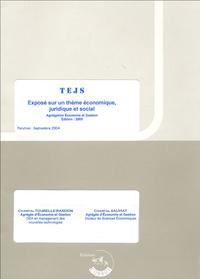 Corridashivernales.be TEJS Exposé sur un thème économique juridique et social - Agrégation économie et gestion Image