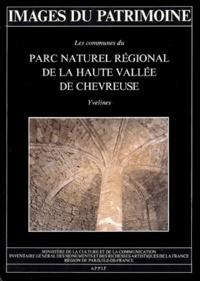 Chantal Waltisperger - Les communes du Parc naturel régional de la haute vallée de Chevreuse. - Yvelines.