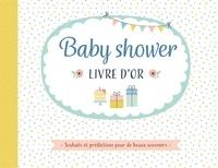 Chantecler - Baby shower - Livre d'Or.