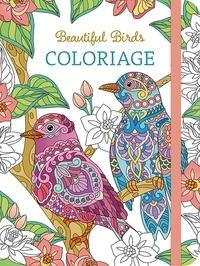 Chantecler - Beautiful Birds - Coloriage.