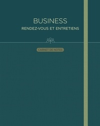 Deedr.fr Carnet de notes - Business, rendez-vous et entretiens Image