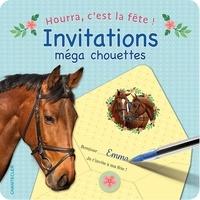 Chantecler - Chevaux -Hourra, c'est la fête ! - Invitations méga chouettes.
