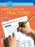 Chantecler et Lieve Jansen - Fractions CM2 10-11 ans - Feuilles d'exercices.