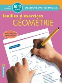 Chantecler et Lieve Jansen - Géométrie CM2 10-11 ans - Feuilles d'exercices.