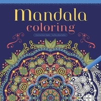 Chantecler - Mandala coloring.
