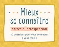 Chantecler - Mieux se connaître - Cartes d'introspection, 80 questions pour vous connecter à vous-même.