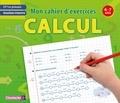 Chantecler - Mon cahier d'exercices CP deuxième trimestre, calcul - 6-7 ans.